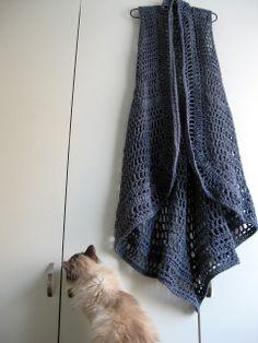Sommer Häkeljacke - crochet summer jacket
