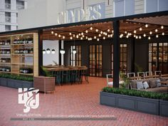 Visualization is expert in architectural rendering, walkthrough, architecural visualization, animation, interior design and realistic rendering 3d Architectural Rendering, Exterior Rendering, 3d Architectural Visualization, 3d Rendering, Restaurant Exterior Design, Hotel Apartment, Apartments, Hotel Design Architecture, 3d Interior Design