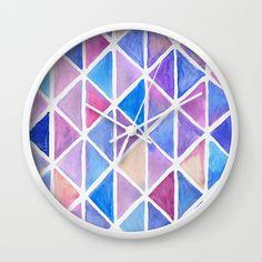 Galaxy Origami Wall Clock by lorimoro Origami, Clock, Wall, Stuff To Buy, Products, Watch, Paper Folding, Walls, Clocks