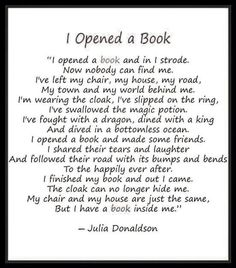 For all the book lovers who live to lose themselves in literature. I Love Books, Books To Read, Big Books, Children's Books, Reading Response, Reading Quotes, Writing Quotes, Good Book Quotes, Quotes On Books