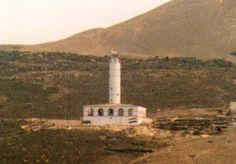 Jabal at Tair Lighthouse, Yemen