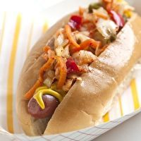 Classic & Kicked-Up Hot Dogs