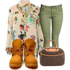 Designer Clothes, Shoes & Bags for Women Dope Fashion, Fashion Killa, Teen Fashion, Winter Fashion, Fashion Outfits, Womens Fashion, Timbs Outfits, Dope Outfits, Urban Outfits