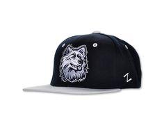"NCAA ""UCONN Huskies"" Snapback Cap"