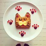 And you thought you were done playing with your food! Instagram user Ida Skivenes has been making food plate art since January 2012 and has constructed some truly inspirational dishes, including these cute plates inspired by animals.