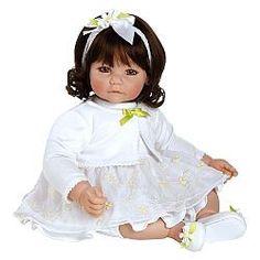 Adora White Daisies Baby Doll $99.99