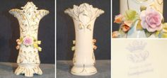 Porzellan Vase PMP Schierholz Plaue