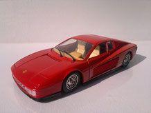 Ferrari Testarossa 1/24 modelcar24´s Webseite!