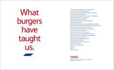 TESCO: WHAT BURGERS HAVE TAUGHT US - Sophie Bodoh