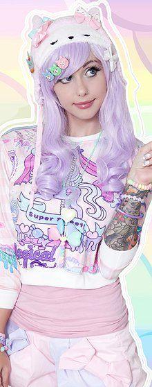 ❤ alexa poletti model pastel outfit ❤