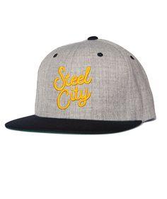 4af23b87 SC Script Hat. ScriptSnapbackBaseball HatsWoolStylePittsburghFashionBaseball  ...