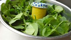urban vegan: build-a-salad workshop and mango mustard dressing recipe