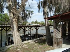 Florida fish camps offer more than fishing.  They are quite often a piece of Old Florida on the backroads that are perfect getaways for relaxation and romance.