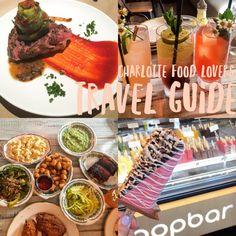 Charlotte Food Lover's Travel Guide (North Carolina) - via BTP