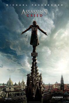 Assassins Creed - Visto em: 10/01/2017 - Cinema (pre) - Mediano.