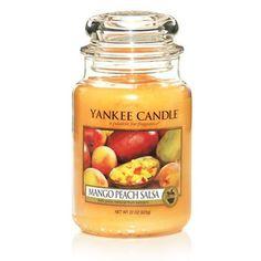 Yankee Candles® - Bougie Parfumée - Senteur Mango Peach Salsa - 22oz de Yankee Candles®, http://www.amazon.fr/dp/B003LLONVM/ref=cm_sw_r_pi_dp_8lbusb0X5BCZ8