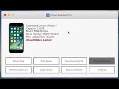 2019 iCloud Assistant Pro Enterprise version { } iCloud Removal To. Unlock Iphone Free, Fb Page, Popular Videos, Apple Products, Spider, Store, Youtube, Licence Plates, Spiders