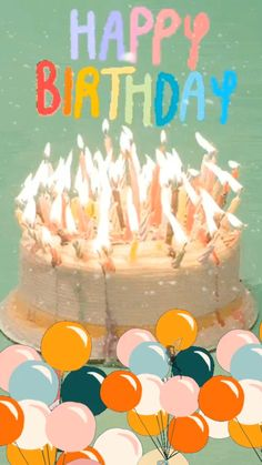 Happy Birthday Flowers Wishes, Birthday Wishes Songs, Animated Happy Birthday Wishes, Happy Birthday Greetings Friends, Happy Birthday Video, Happy Birthday Signs, Happy Birthday Celebration, Birthday Wishes And Images, Happy Birthday Candles