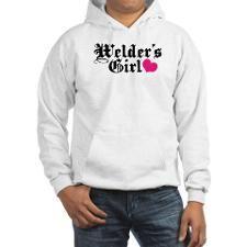 Welders Girl Hoodie