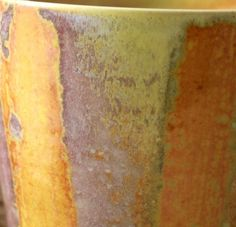 This glaze is amazing... It's high fire, or I would try the technique on my work!