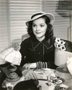 Ann Rutherford - I love this actress so much. :-)