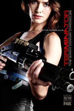 TERMINATOR The Sarah Connor Chronicles - Lena Headey