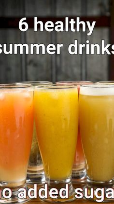 Fruit Drinks, Fruit Juice, Healthy Drinks, Tandoori Masala, Summer Drink Recipes, Indian Dessert Recipes, Vegetarian Snacks, Smoothie Recipes, Smoothies