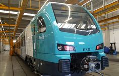 By taking over the Teutoburger Wald-Netz (TWN) on 10 December 2017, Keolis will use new FLIRT multi-system electric trains on line RB 61 between Bielefeld and Hengelo. Keolis received the first of …