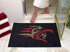 San Diego State Aztecs All-Star Welcome/Bath Mat Rug 34X45