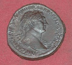 Trajan 98-117 CE  Sestertius Extremely fine by AncientCoinstore