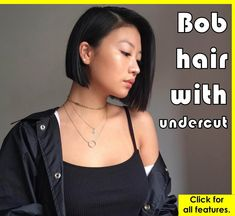 The Most Trending Hairstyles of 2020 Summer... Date Hairstyles, Try On Hairstyles, Lob Hairstyle, Trending Hairstyles, Straight Hairstyles, Bobs For Thin Hair, Very Short Hair, Full Hair, Layered Hair