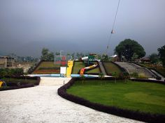 Highland Park Resort (Mongolian Camp) in Bogor, Jawa Barat, Indonesia