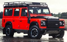 Land Rover Defender ADVENTURE Final Limited Edition 2015 Land Rover ...