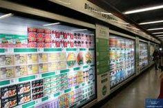 Tesco virtual supermarket in Korea
