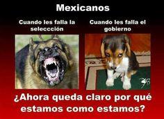 Pobre mis Mexicanos!!