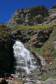 Cascada Cola de Caballo, Ordesa  Huesca  Spain