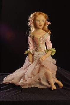 Morgane by Heloise Dolls