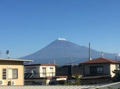 Mt.Fuji from Fuji city