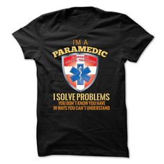 Love Being A Paramedic! Get Yours Now!  - #cute tee #tshirt crafts. MORE ITEMS => https://www.sunfrog.com/LifeStyle/Love-Being-A-Paramedic-Get-Yours-Now-.html?68278