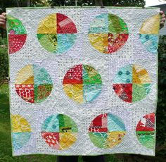 Today I want to share with you the first of 3 quilts that I have out right now in different...
