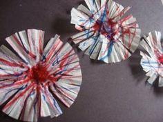 Preschool Fourth of July Kids Craft