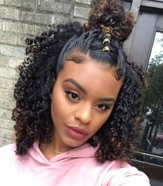 Curly Girl Hairstyles Captivating 33 Modern Curly Hairstyles That Will Slay On Your Wedding Day