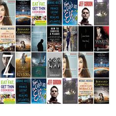 """Saturday, December 3, 2016: The Gaston County Public Library has 17 new bestsellers and three other new books in the Top Choices section.   The new titles this week include """"Talking as Fast as I Can: From Gilmore Girls to Gilmore Girls, and Everything in Between,"""" """"Independence Day Resurgence,"""" and """"The Eat Fat, Get Thin Cookbook: More Than 175 Delicious Recipes for Sustained Weight Loss and Vibrant Health."""""""