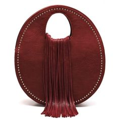With so many authentic designer bags for sale on the market, you will surely be absolutely spoilt for option. Fringe Handbags, Fringe Bags, Leather Satchel Handbags, Purses And Handbags, Satchel Purse, Leather Purses, Tote Handbags, Fringe Purse, Red Tote Bag