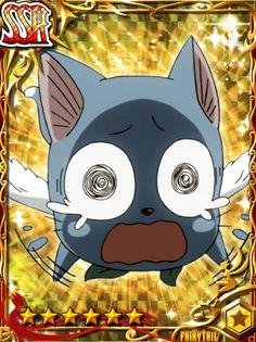 Fairy Tail Brave Guild - Happy