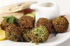 O Falafel é um delicioso bolinho de grão de bico árabe repleto de sabor e saúde…