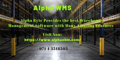 Complete Warehouse management software with complete inventory software and accounting including shipping, sorting, and storing in Dubai, Abu Dhabi, UAE Warehouse Management System, Managing People, Inventory Management, Cloud Based, Web Browser, Mobile Application, Uae, Physics, Physique