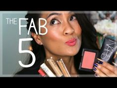 The Fab 5, Vol. 3: NARS Cosmetics