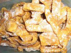 csorogefank Gourmet Recipes, Cake Recipes, Snack Recipes, Snacks, Hungarian Recipes, French Toast, Bacon, Muffin, Chips