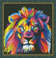 "Photo from album ""Схемы"""" on Yandex. Cross Stitch Charts, Lions, Lion Sculpture, Album, Manga, Painting, Animals, Yandex Disk, Tigers"